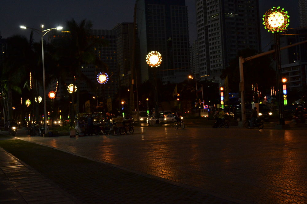 Street Lights by Suzie