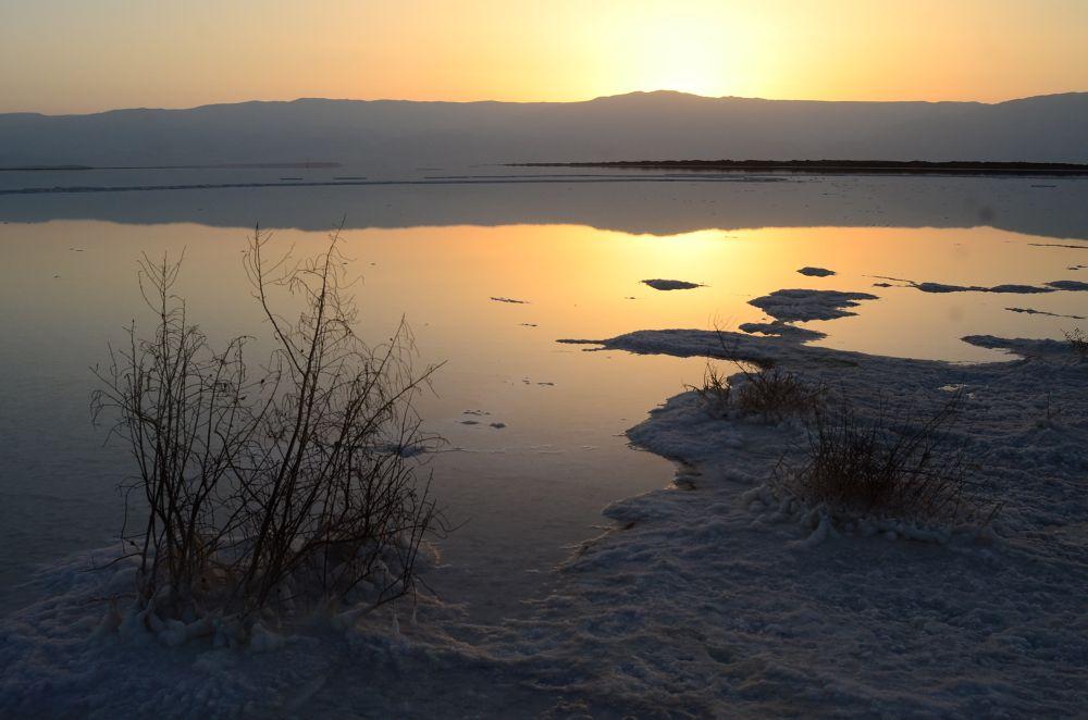 Sun  Rise by Moshe Filberg