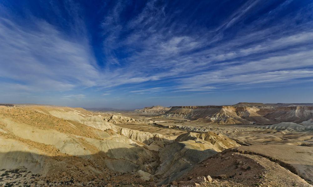 Go to the desert by Moshe Filberg