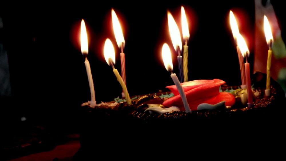 Photo in Random #candle #delh #2013