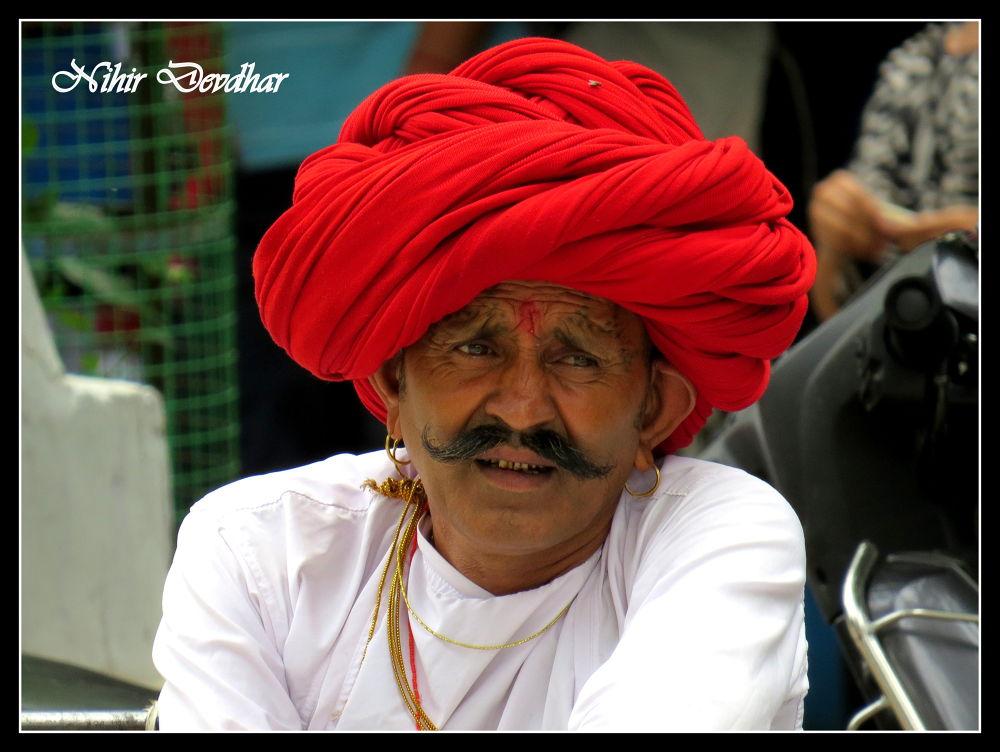expression by Nihir J Devdhar