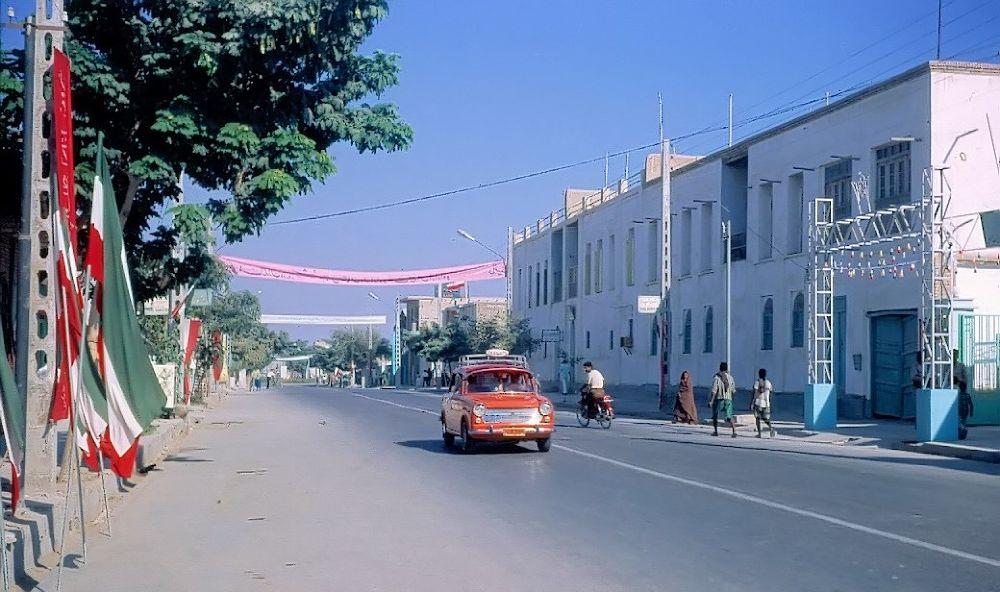 1968. Téhéran by number13