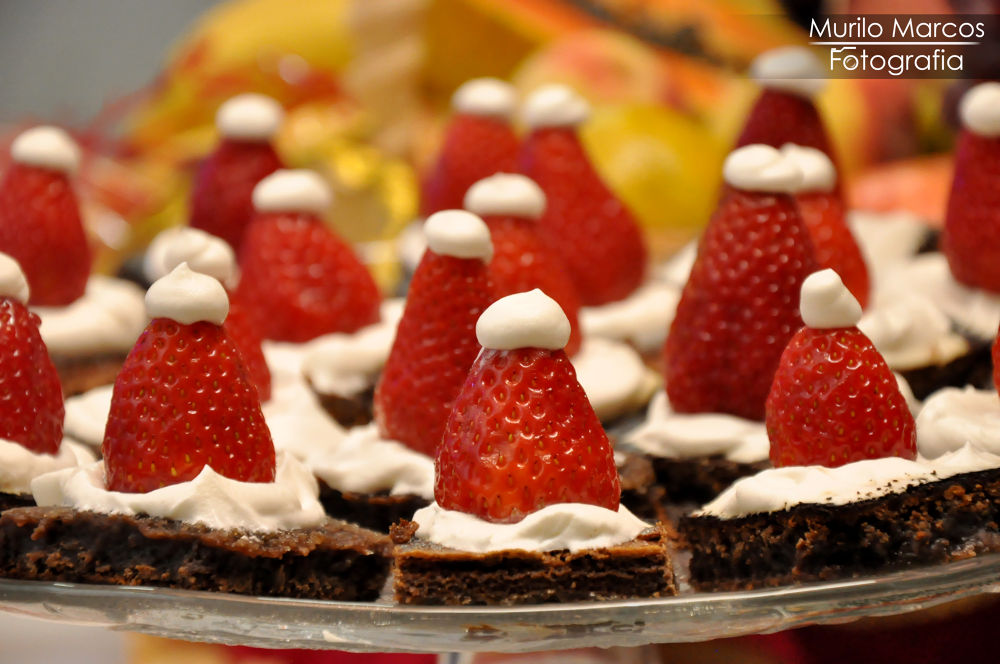 Christmas desserts - I make it! by Murilo Marcos