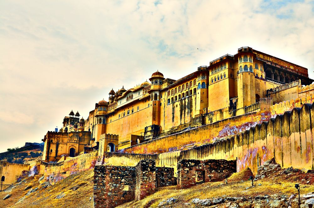 Amber Fort by Daniel Rauch