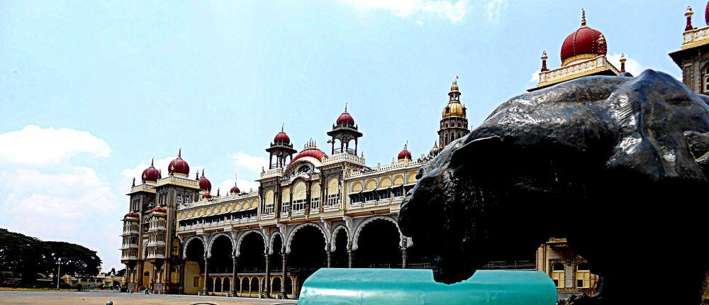 The Magnificent Mysore Palace  by Utkarsh Haldia