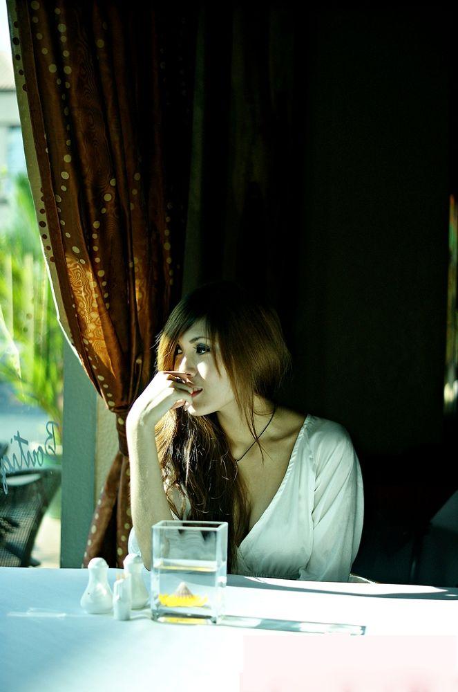 Photo in Portrait #powerpuffpunkies #sandakan #sabah