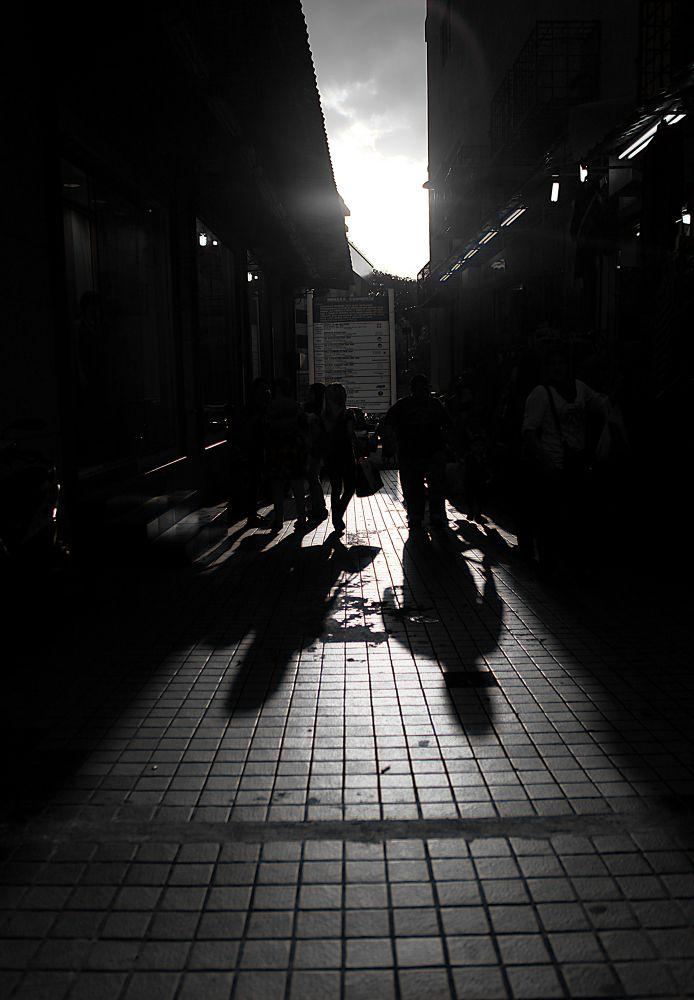 Shadows. by powerpuffpunkies