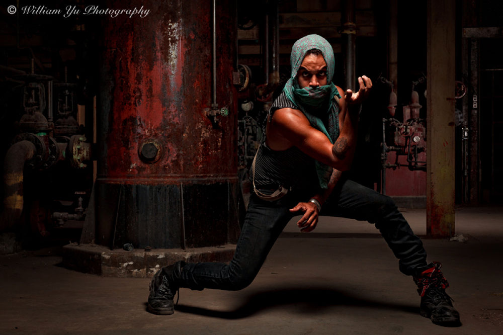 Ninja by William Yu Photography