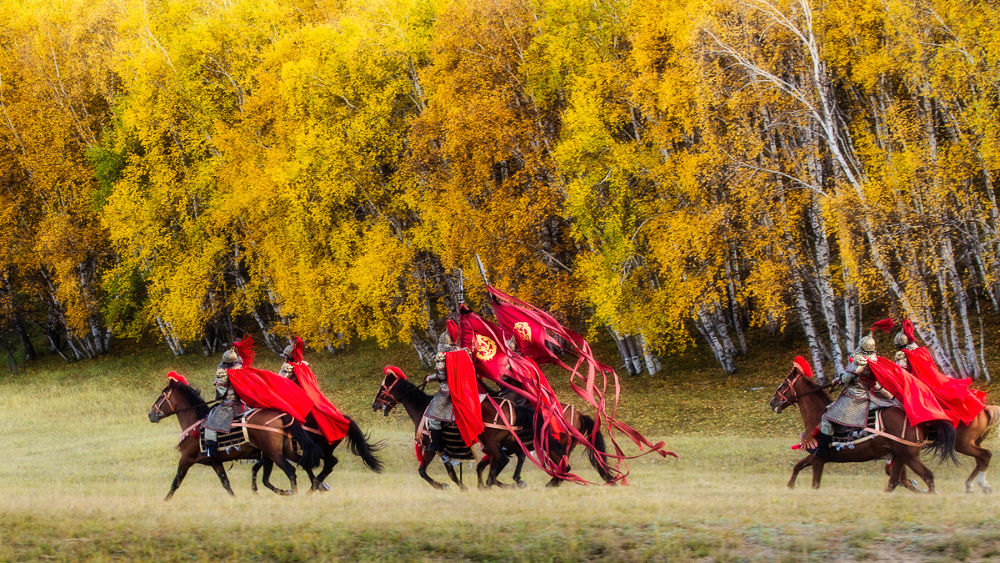 The Cavalry by William Yu Photography