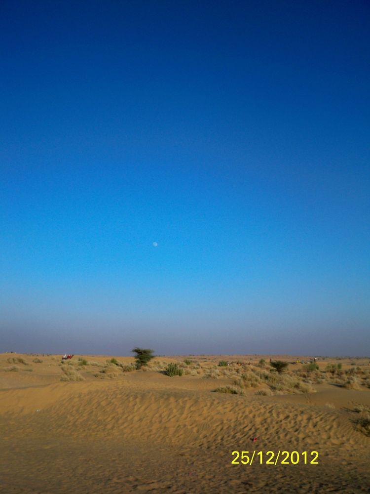 Desert by bodhisatya