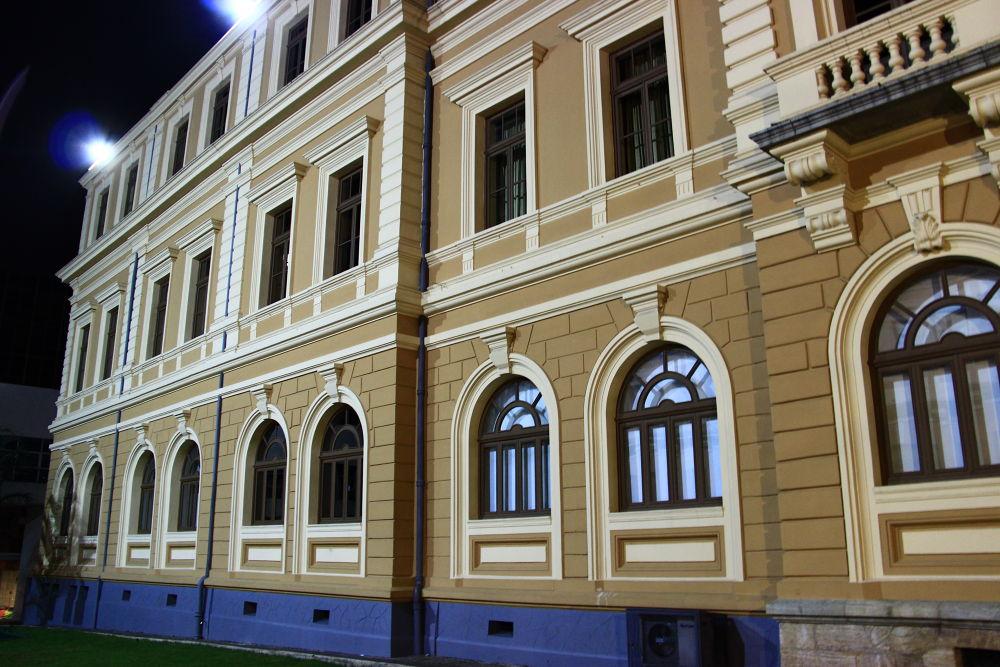 Palace of Arts - Belo Horizonte - Brasil by dudafrancischelli