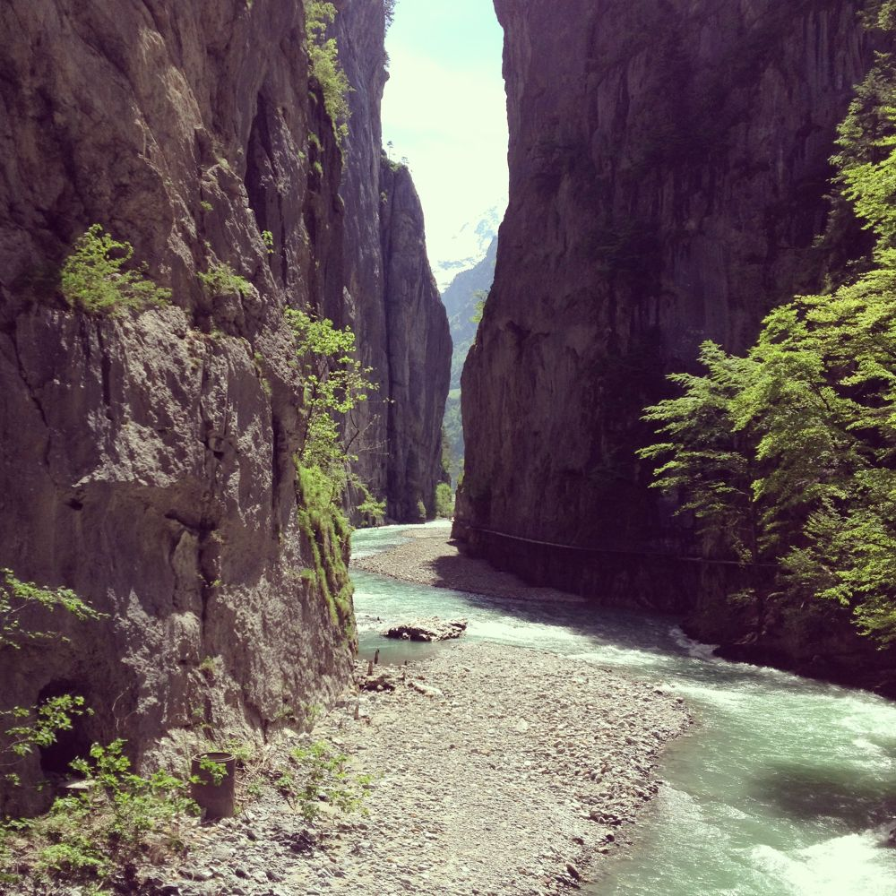 Gorges de l'Aar by ritaseuret