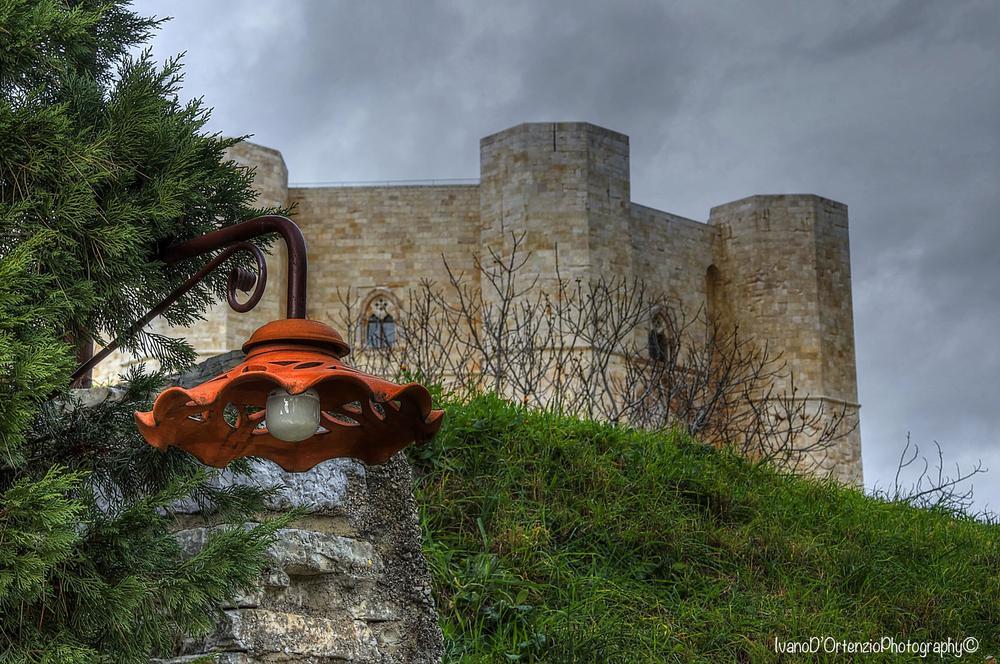 Castel del Monte by Ivano D'Ortenzio