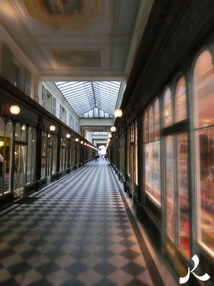 passage à Paris by jacquesraffin