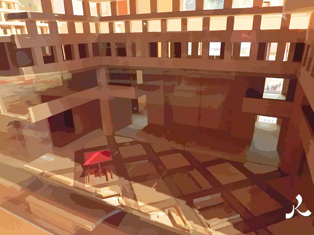55-maquetteinterior by jacquesraffin
