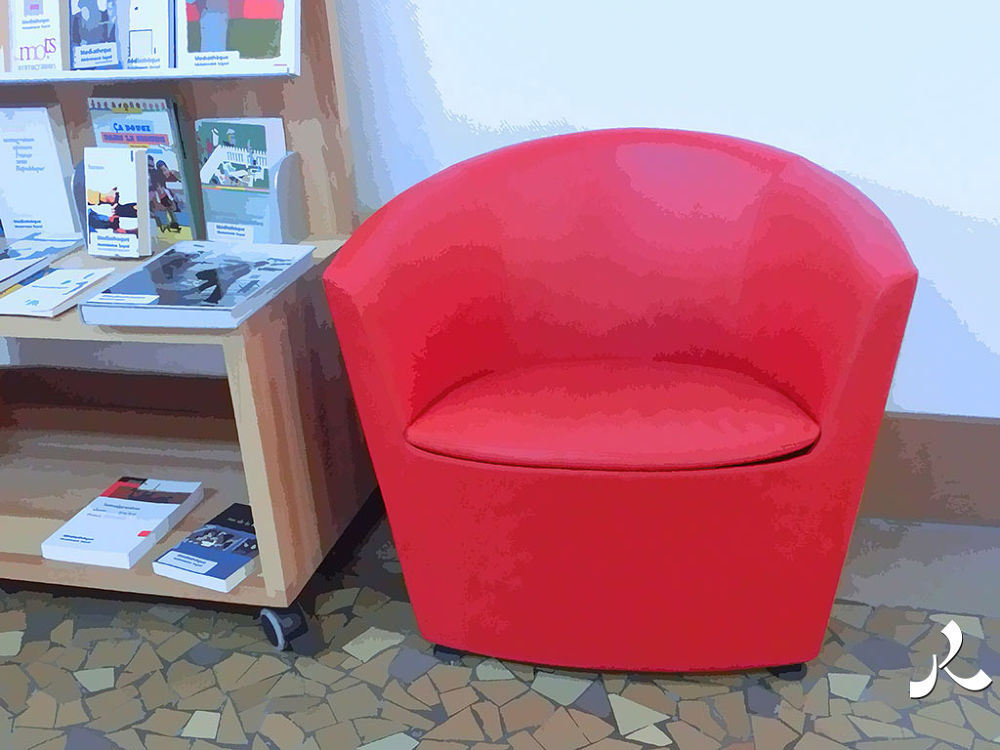 55-fauteuilred by jacquesraffin