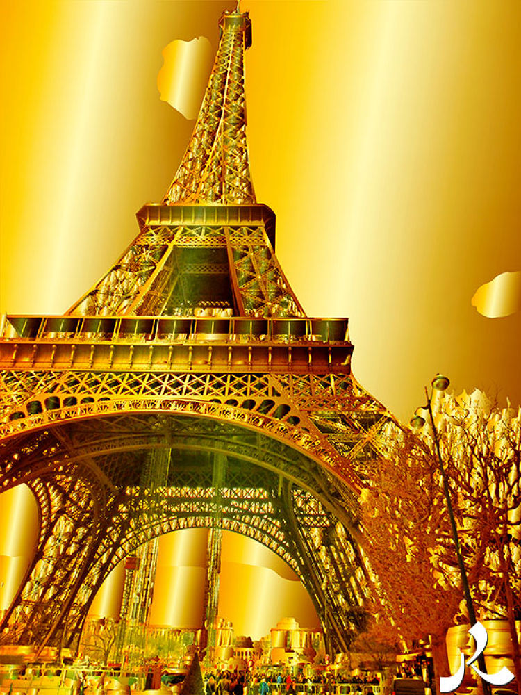 TourEiffel-51-1or by jacquesraffin