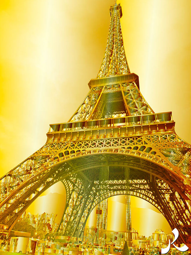 TourEiffel-50-2or by jacquesraffin