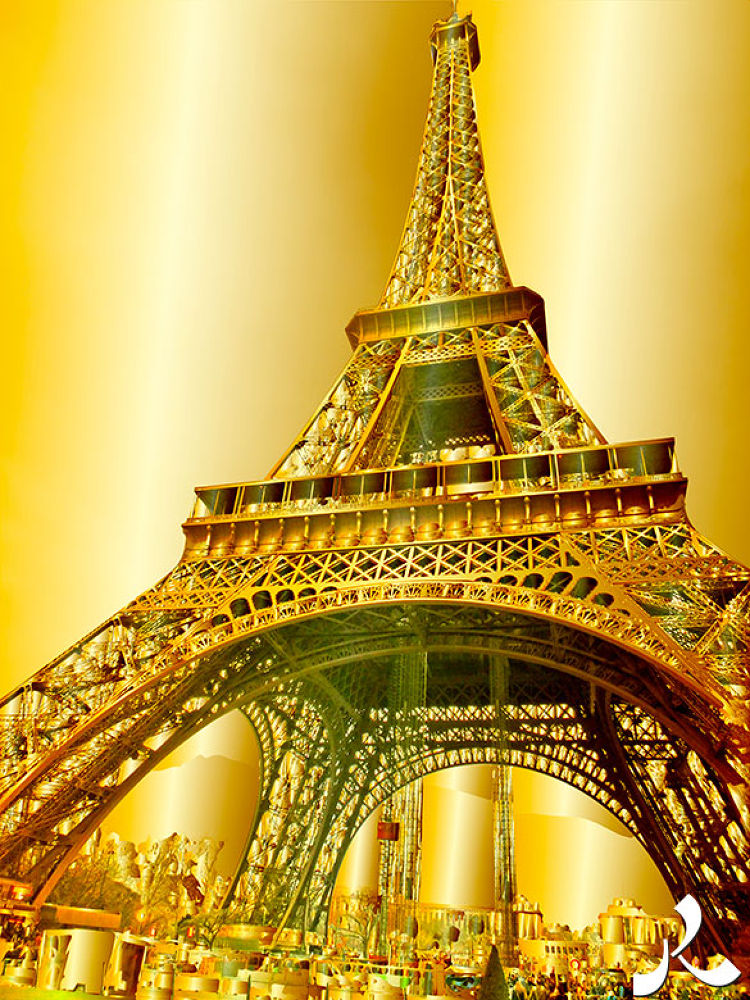 TourEiffel-50-1or by jacquesraffin
