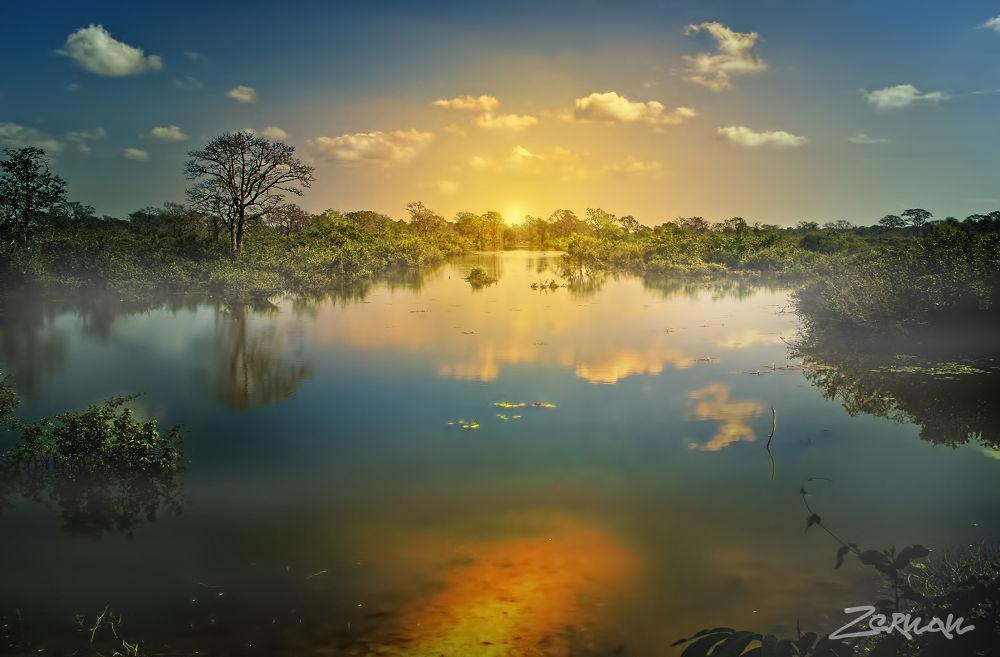 Reflection by zernanmataya