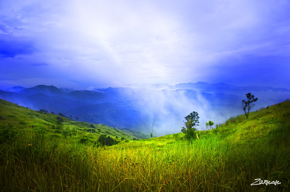 Earth spirit by zernanmataya