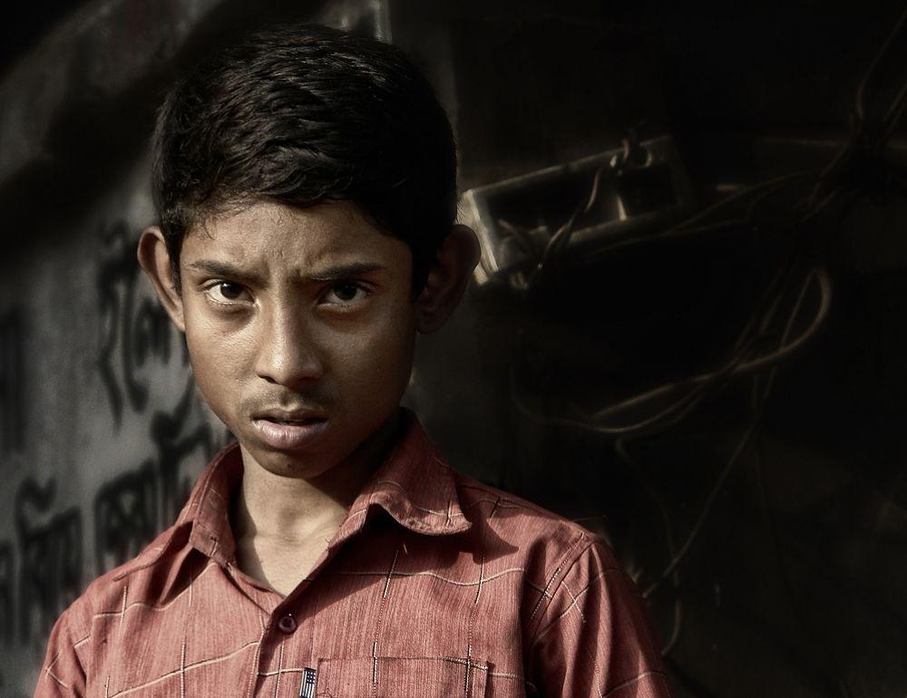 a bengali boy2 by Somyot & Majid S Blend Werk