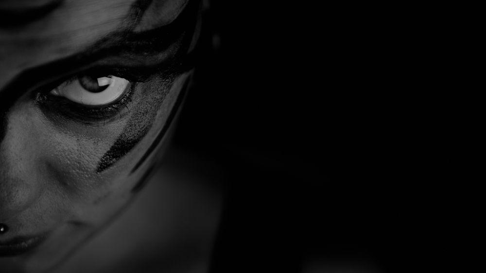 the eye by Somyot s & Majid s Blend Werk