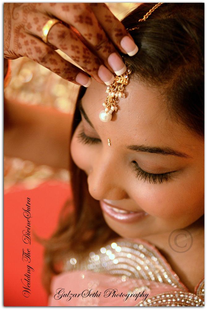 The Indian Bride... by GulzarSethi