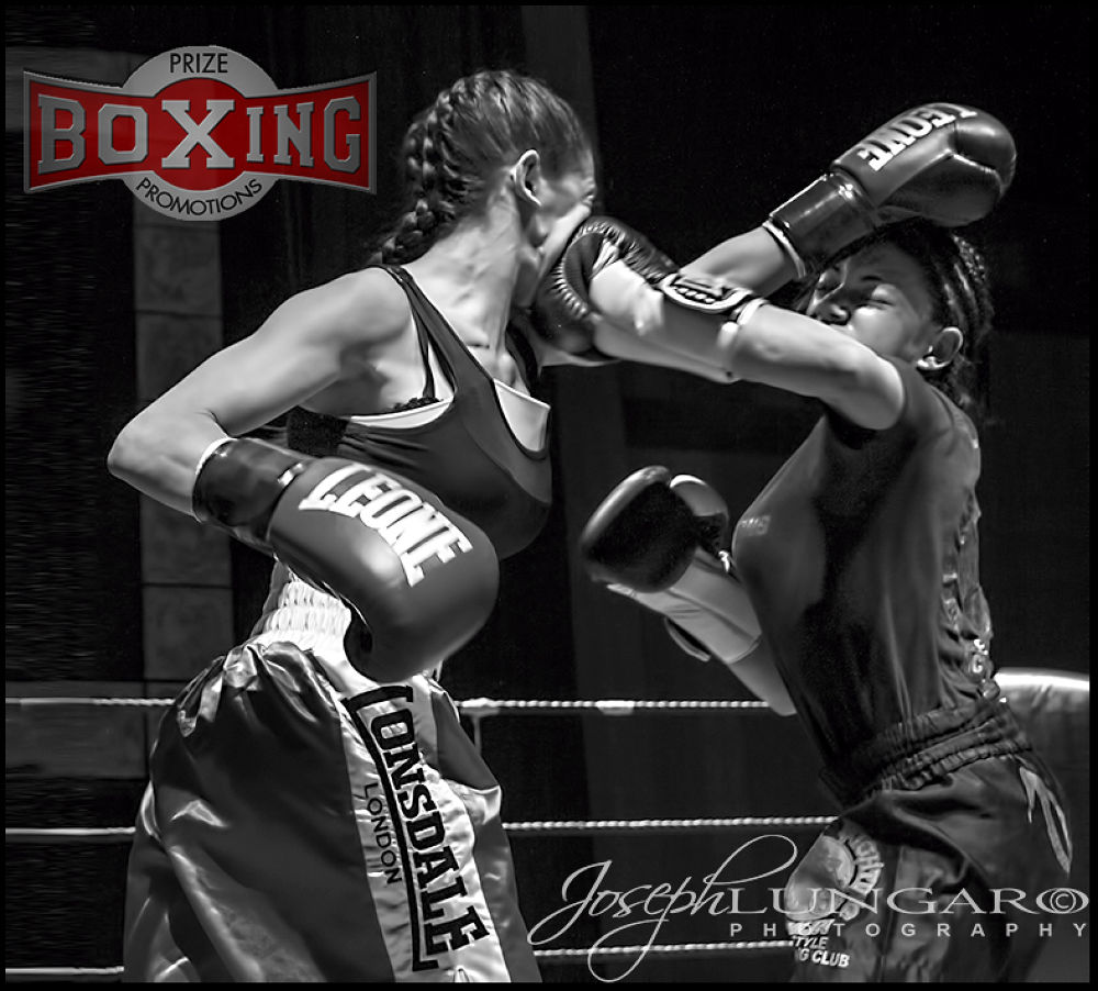 female boxing by lungaro1