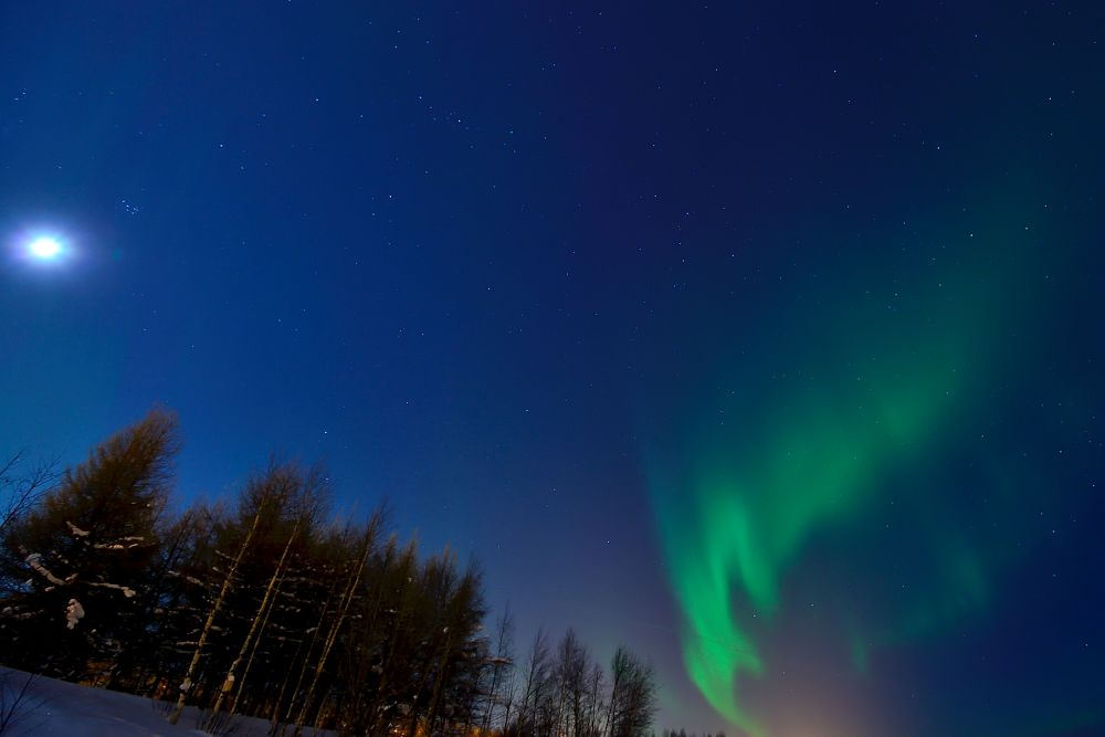 The Northern Light by eldadpaz
