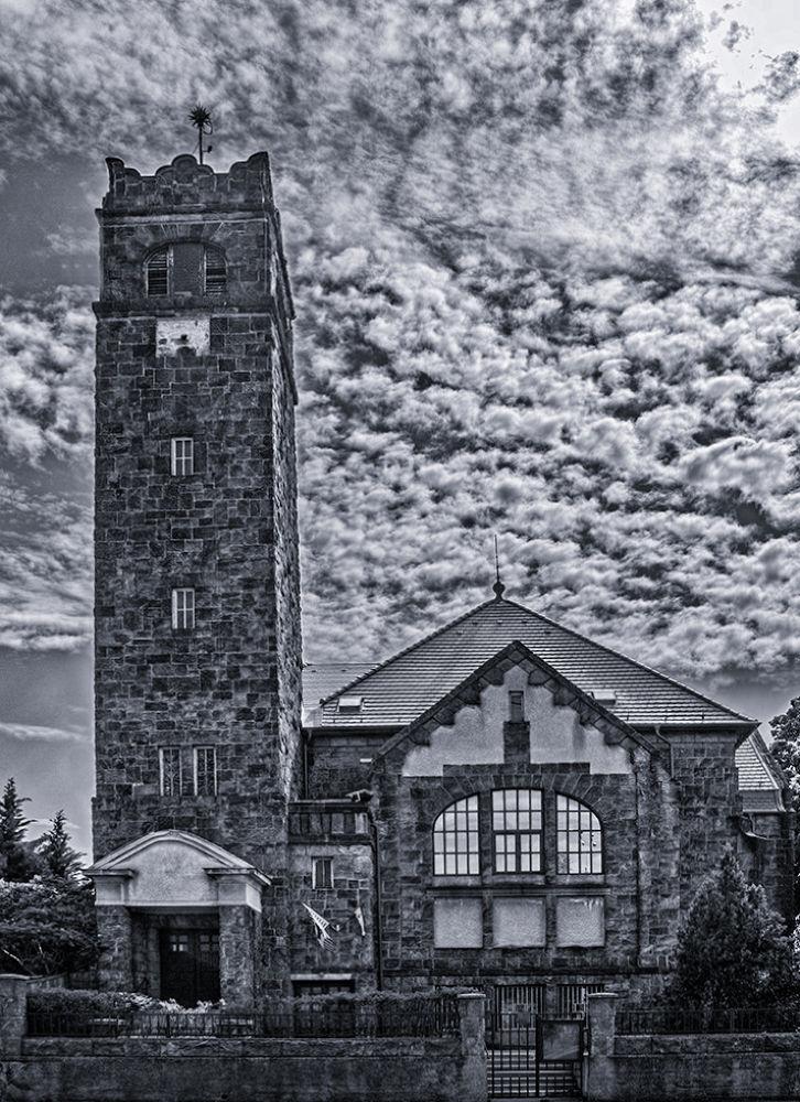 Church by József Király