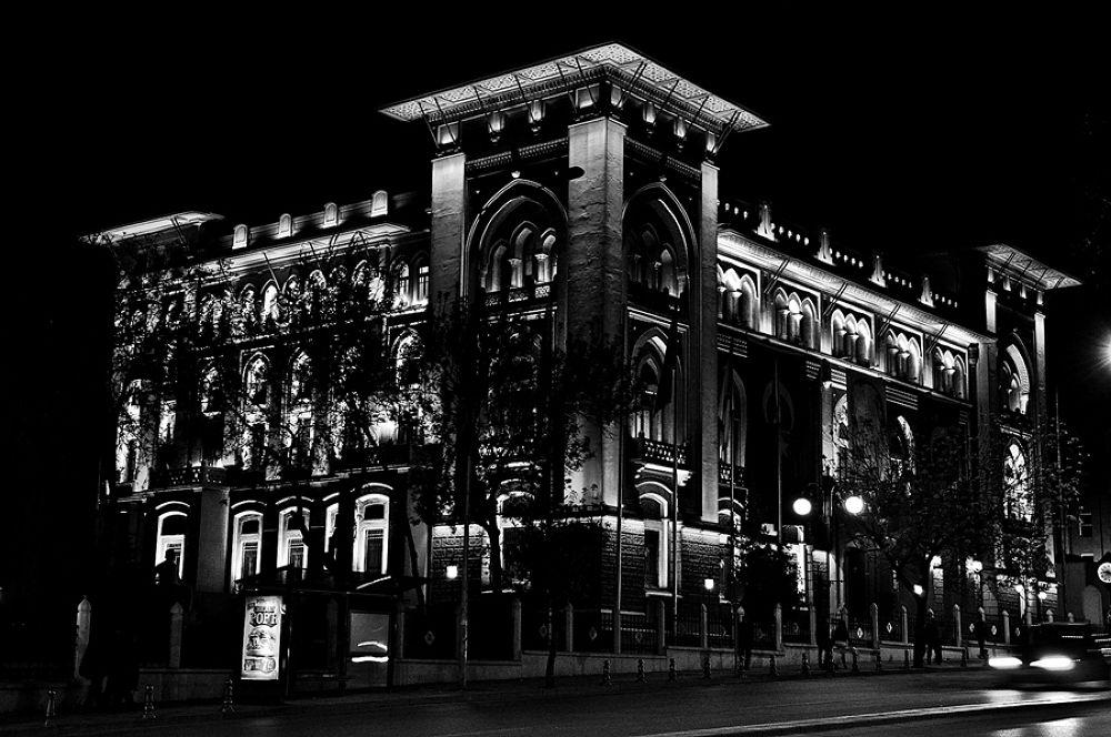 night light by bullllud (Turgut Koc)