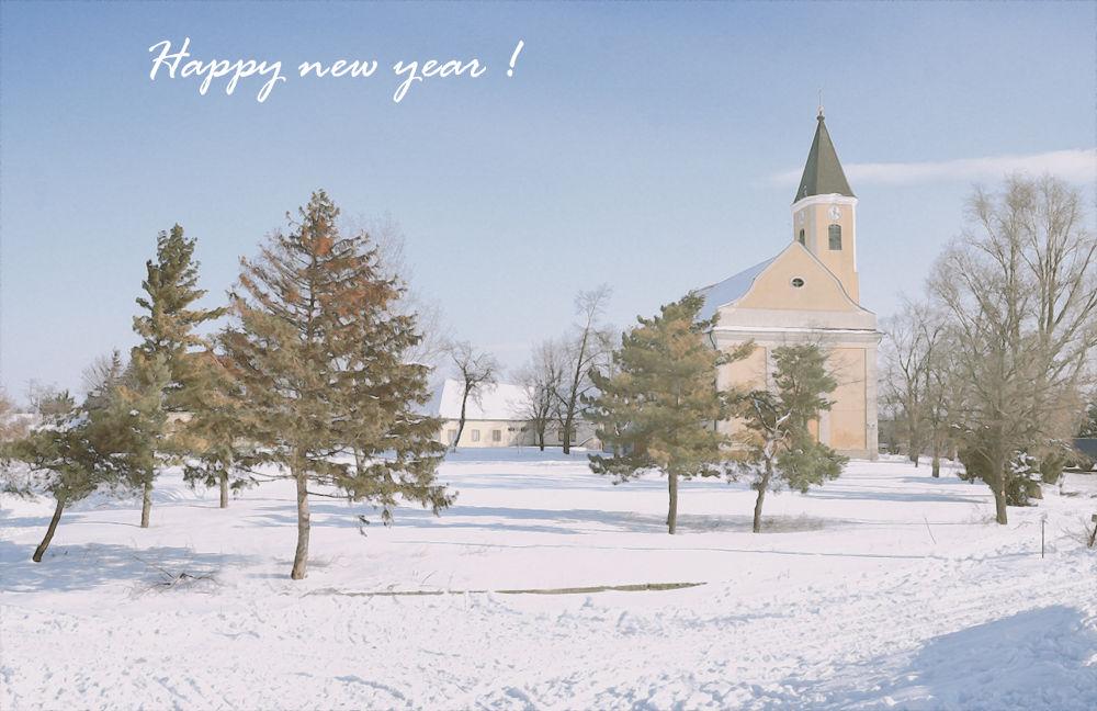 Happy new year by katikiralyne