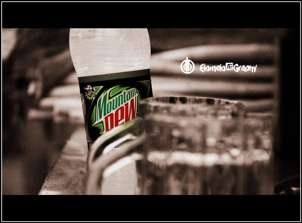 Mountain dew by elomeloshakil