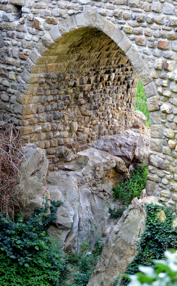 brick arch by nadjakaiser