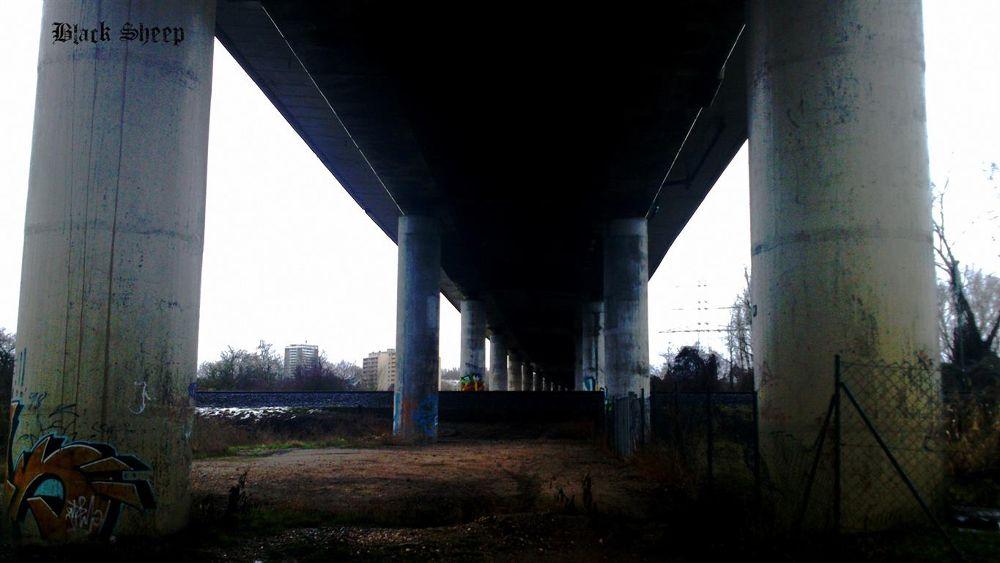 Under the Bridge II by Black Sheep Photography
