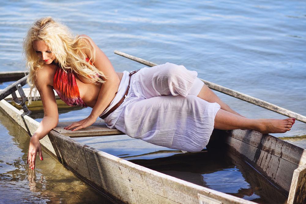 Photo in Random #model #boat #lake #water