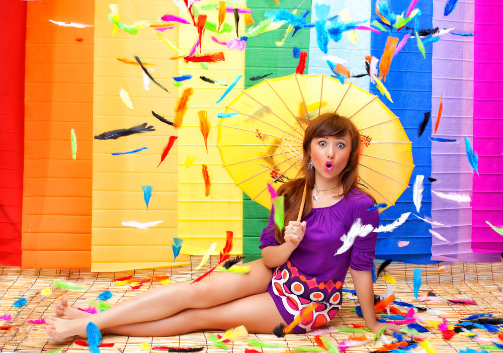 Colorful boom! by Aleksander Hadji