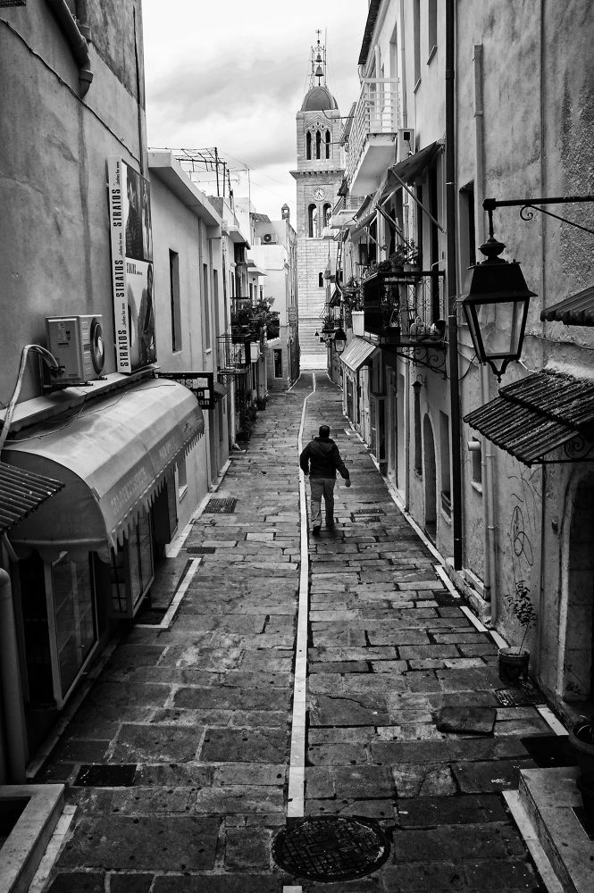 The path to God by Spyros Papaspyropoulos