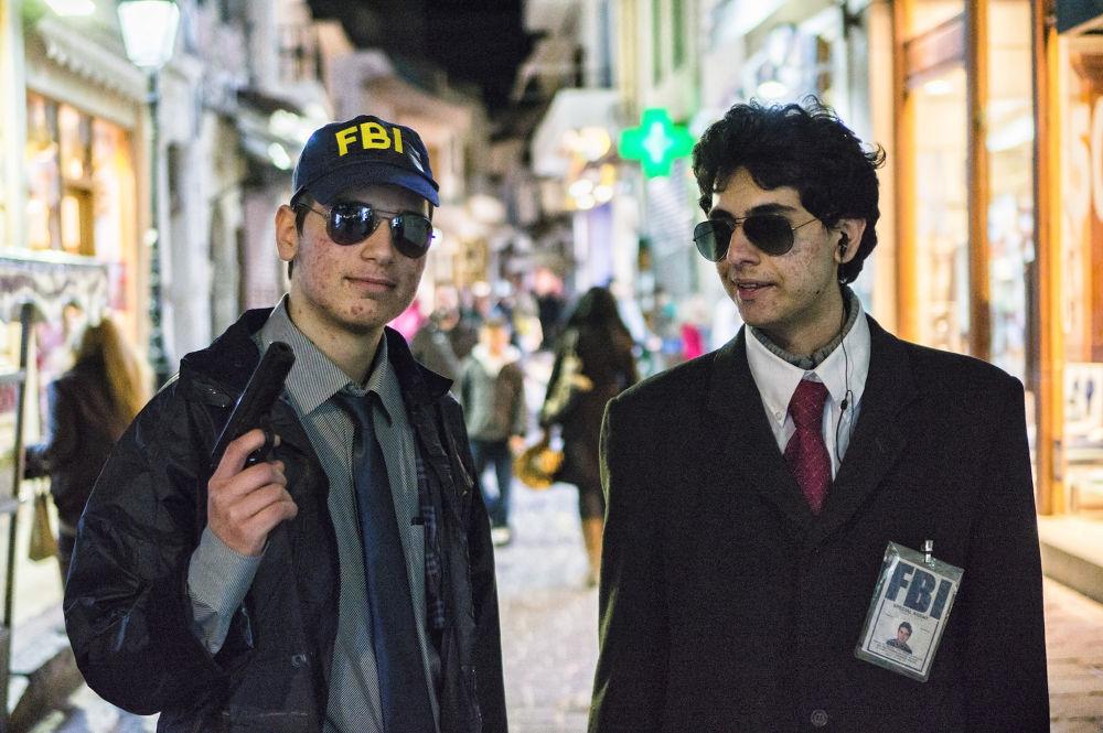 FBI by Spyros Papaspyropoulos