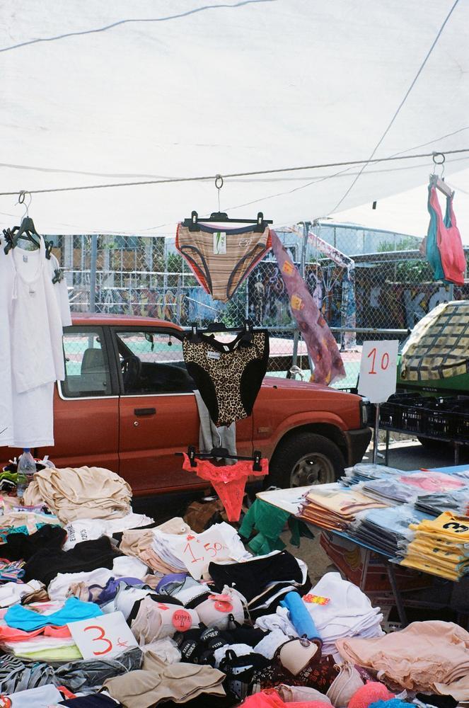 Underwear by Spyros Papaspyropoulos