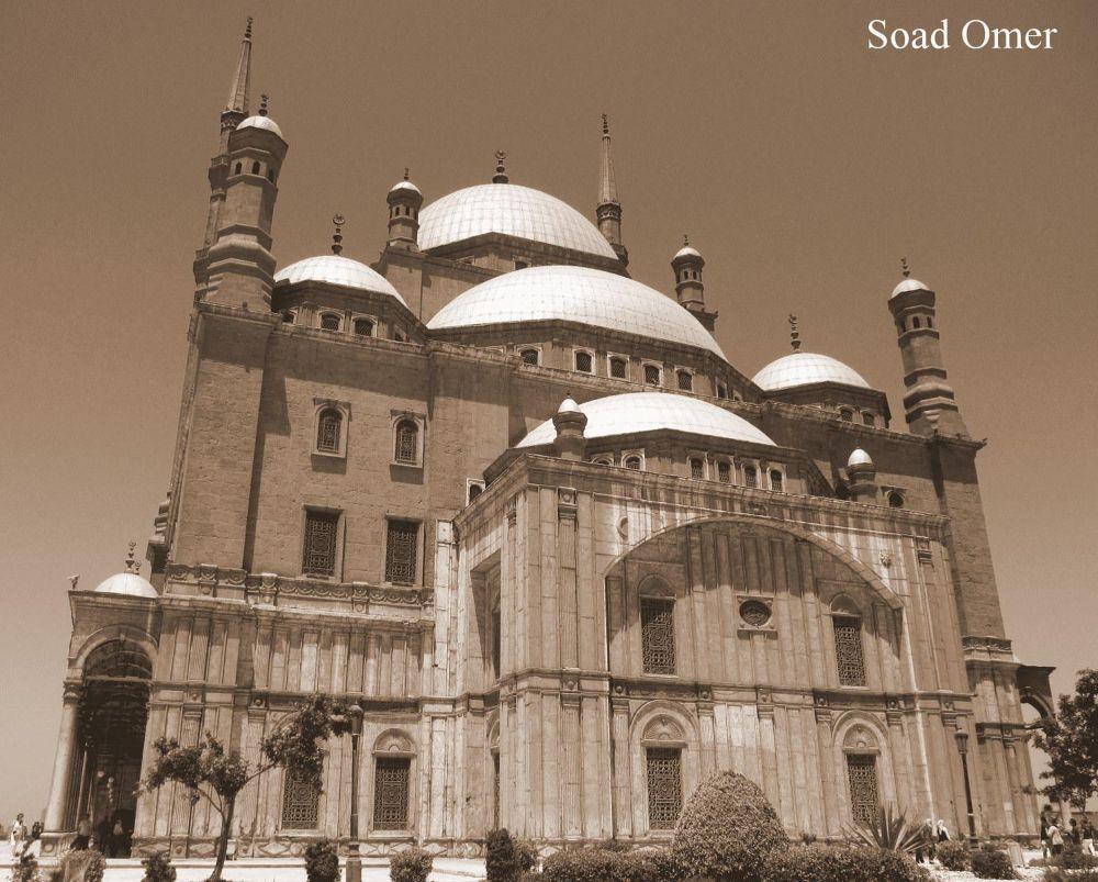 Mohamed Ali Mosque  by soadoi