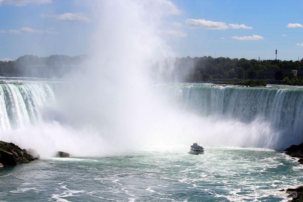 Niagara Falls, Canada by Elaine M