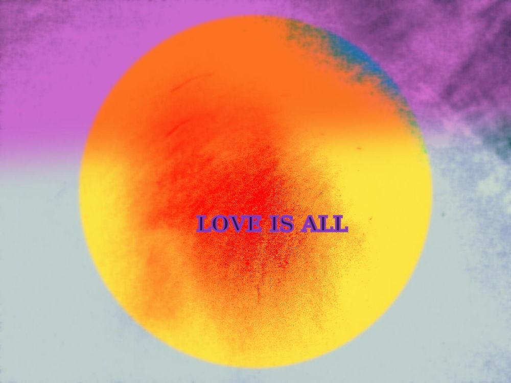 Love is all by JeannettAntonie