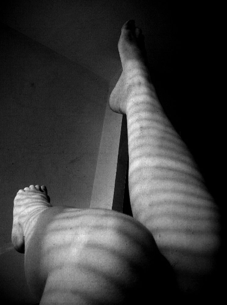 Photo in Random #ypa2013 #body #nude #art #shadow #light #contrast #creativity #pieces of body #black and white