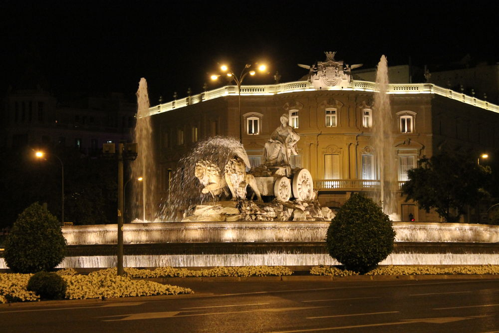 cibeles, Madrid by mikivalero