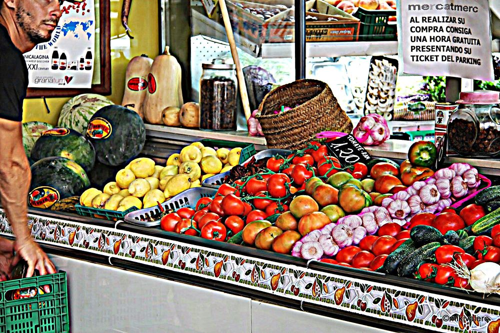 fruit HDR by mikivalero