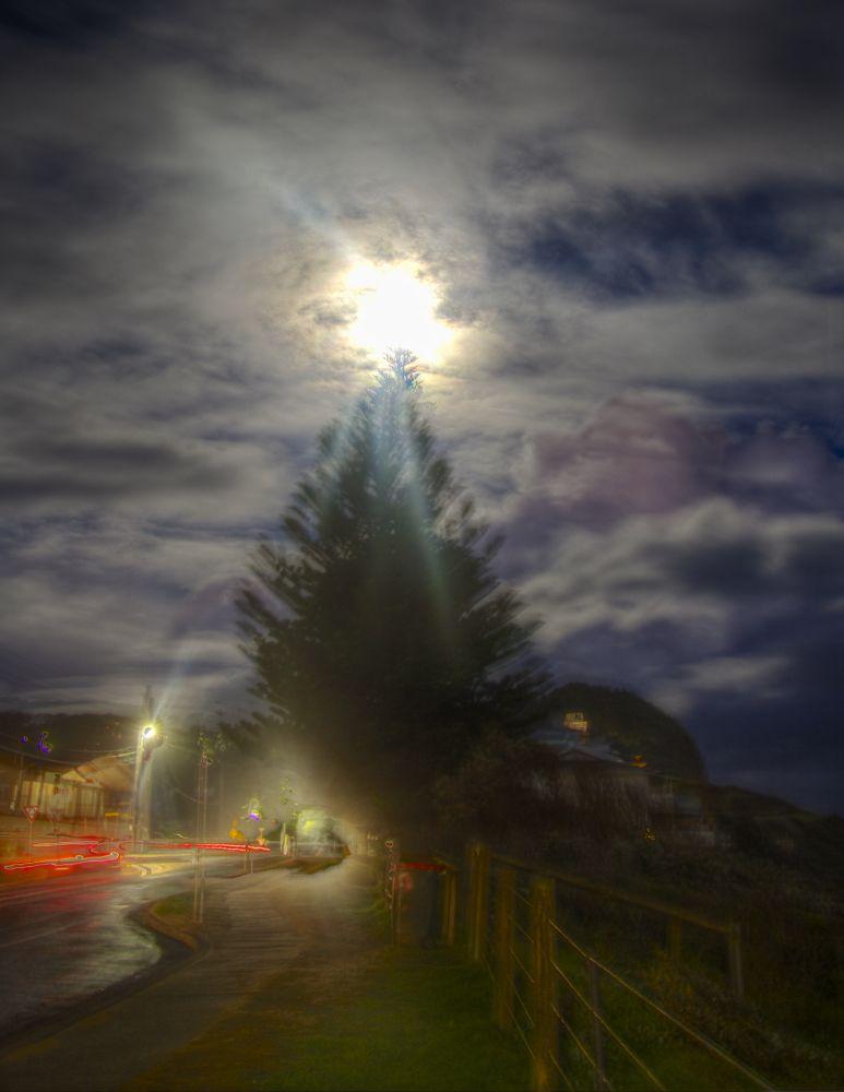 SUPER-MOON HIGHWAY - JUNE 23rd - 2013 by PAUL (PaddyPoet) BMJ LOFTUS