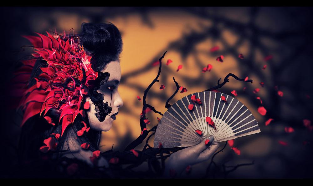 Dark Rose by ktorcatt