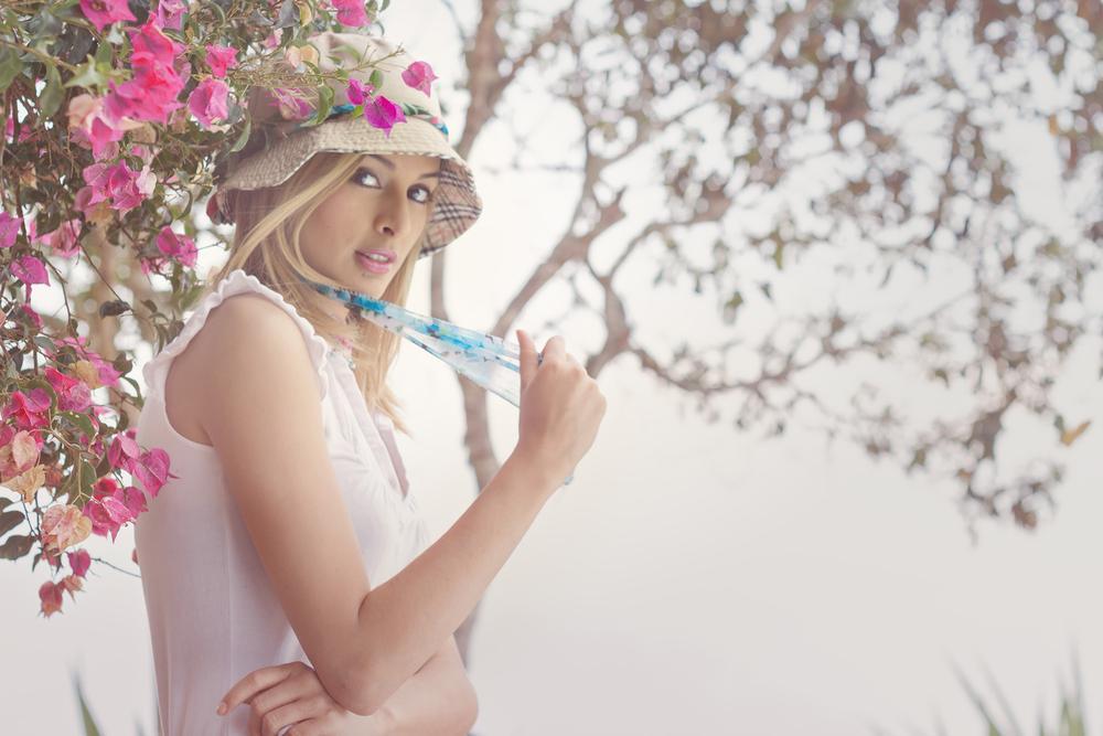 Photo in Fashion #portrait #female #fashion #people #soft colors